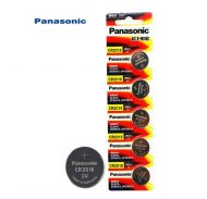 5 Batterien Panasonic CR2016