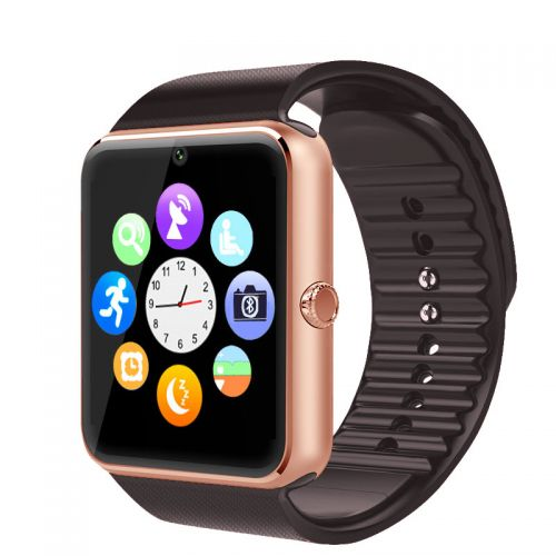 Smartwatch GT08 brown