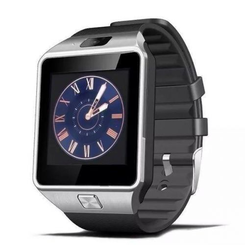 Smart Watch DZ09 Silber
