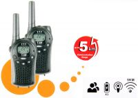 Walkie Talkie mit LCD Display (Paar)